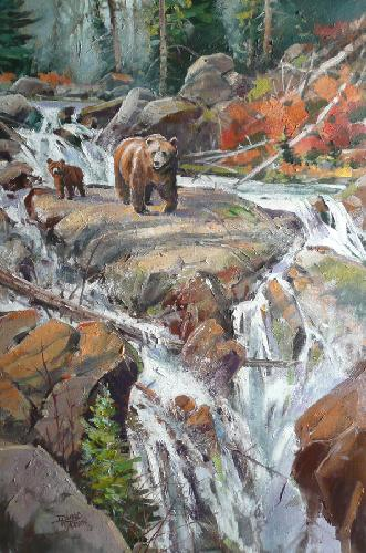 grizzly-crossing-36x24