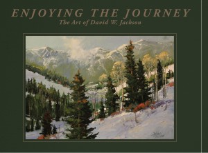 Enjoying the Journey, the Art of Daivd W. Jackson
